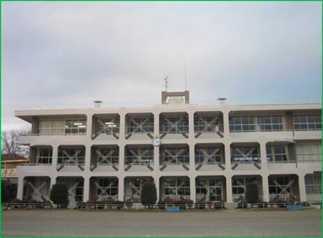 真岡市立長田小学校